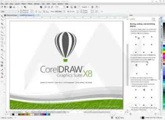 CorelDRAW X8 Crack Full Version Torrent 2021 Download