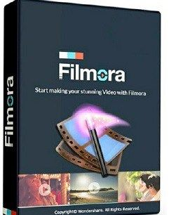 Wondershare Filmora 10.0 Crack + License Key 2021 Download